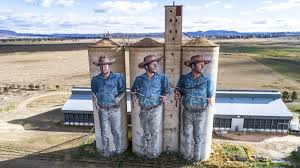 silo art trails breathing new life into