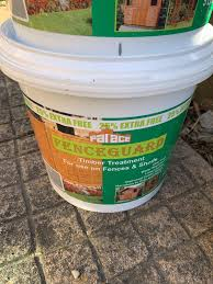 Fence Paint Grey In Kirklees For 7 00 For Sale Shpock