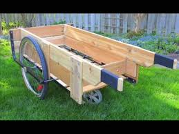 garden cart with wheels and seat
