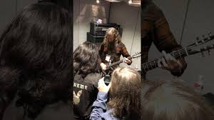 Aaron Turner of SUMAC//ISIS//Old Man Gloom demo at the Fryette/Sound City  booth. NAMM 2018 - YouTube