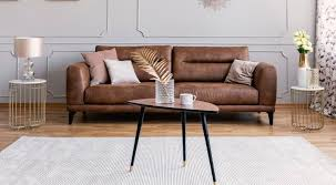 8 faux leather couch options that