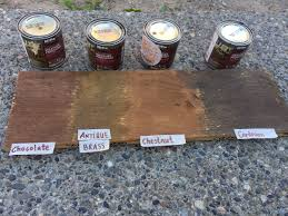 Behr Wood Stain Fence Chocolate Cordova Brown Chestnut And Antique Brass Colors Staining Deck Fence Stain Staining Wood