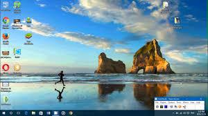 tricks how to set a desktop wallpaper