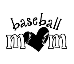 Baseball Mom Car Decal Heart Love By 2vinyldivas On Etsy Silhouette Cameo Projects Cricut Vinyl Silhouette Design