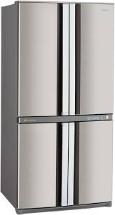 4 door fridge freezer sharp sjf79pssl