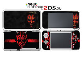 Amazon Com Star Wars Battlefront 2 Darth Maul Sith Video Game Vinyl Decal Skin Sticker Cover For Nintendo New 2ds Xl System Console Video Games