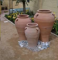 pithos terracotta vase large clay