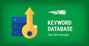 Keyword Database: Over 30% Increase   SEMrush