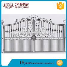 Yishujia Factory Luxury Steel Gate Design In Philippines Modern Design House Gate View Steel Gate Design In The Philippines Yishujia Product Details From Shijiazhuang Yishu Metal Products Co Ltd On Alibaba Com