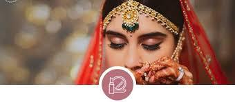 bridal makeup artists best indian