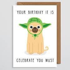 birthday card husband geeky birthday
