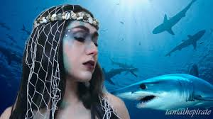 sea witch siren makeup you