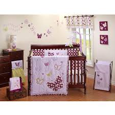 erfly crib bedding