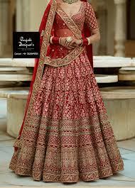 designer bridal lehenga punjabi designers