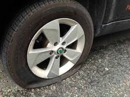 can my punctured tyre be repaired