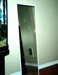 large mirror ikea round black