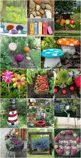 garden decorations to add whimsical