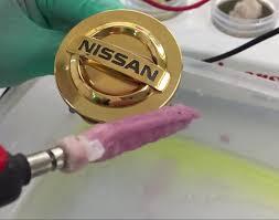 diy gold and chrome plating kits