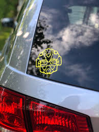 Bumblebee Car Decal Transformers Window Decal Mug Decal Etsy