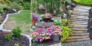 diy landscaping projects orange