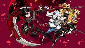 rwby wallpapers top free rwby
