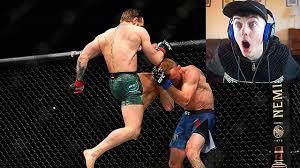 Conor McGregor vs Donald Cowboy Cerrone - Full Fight Reaction ...