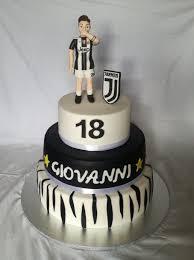Torta Juventus Torte Compleanno Juventus