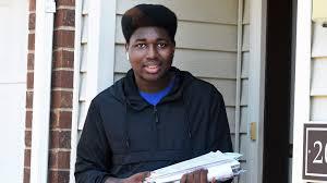 Woodbury teen gets coronavirus mask contract from mom's basement