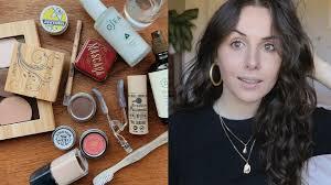zero waste makeup routine plastic