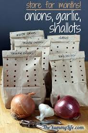 how to onions garlic shallots
