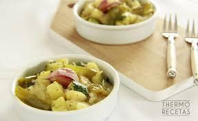 fritangueta de verduras recetas thermomix