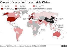 Coronavirus: What is a pandemic and why ...
