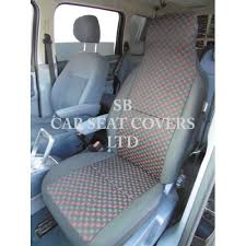 ford fiesta van seat covers matrix