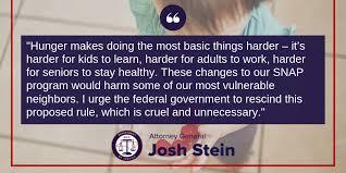 attorney general josh stein proposed