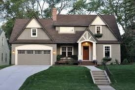 small house exterior paint colors