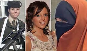 Irish soldier who fled army to join ISIS as bride begs to COME BACK - 'I  want to go home' | World | News | Express.co.uk