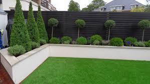Pin By Myrna Zwijnenberg On Front Fences Backyard Black Garden Fence Patio Garden