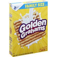 golden grahams cereal golden grahams