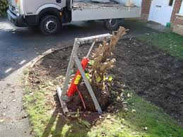 Anyone Use A Puller To Remove Old Fence Posts Landscaping Arbtalk The Social Network For Arborists