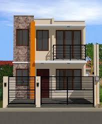 2 y house design narrow house designs