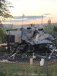 Man Using Drugs Accidentally Burns Trailer Down Trying To Remove Raccoons Deputies Say Wciv