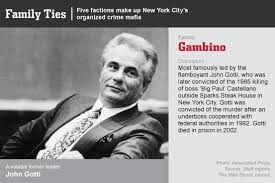 mafia in new york city is down but not out wsj