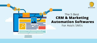 The 5 Best CRM & Marketing Automation Software For Asia's SMEs ...