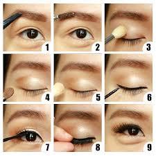 langkah memakai make up simple