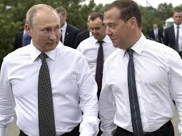 Russian government resigns: Prime Minister Dmitry Medvedev says Putin will  pick new group | NT News