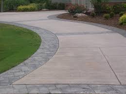 Stamped Concrete Driveway | Stamped concrete driveway, Driveway ...