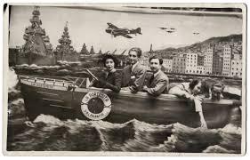 """Lanzamiento """"Instantes memorables: 100 años de fotografía minutera en  Chile"""" - Biblioteca Nacional"""