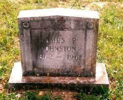 James Perry Johnston (1862-1961) - Find A Grave Memorial