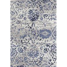 blue and gray area rug com