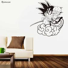 Detail Feedback Questions About Cartoon Dragon Ball Dragon Ball Wall Decals 1510702 Hd Wallpaper Backgrounds Download